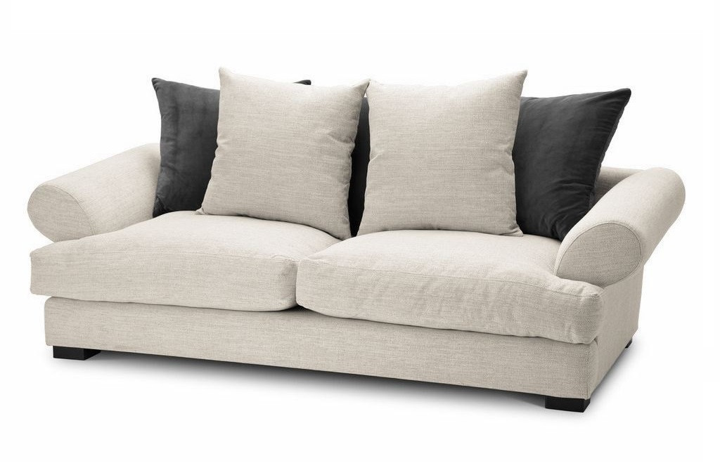 Slouch Sofa At Highly Sprung