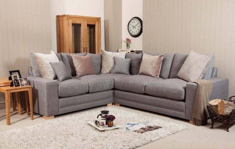 Corner sofas at Highly Sprung Sofas of London